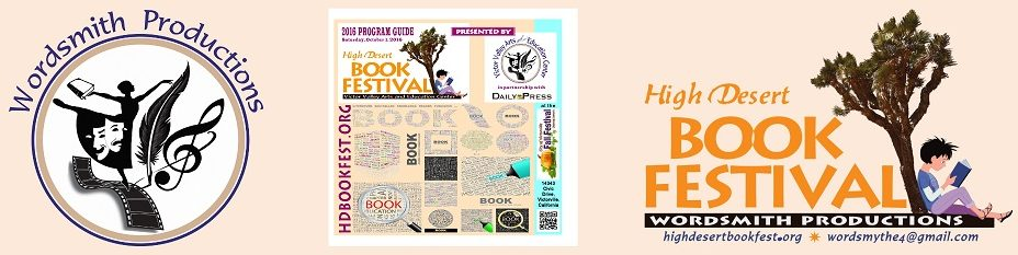 2020 High Desert Book Festival, Hesperia Civic Plaza Park